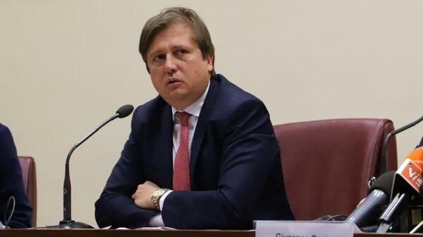 Замминистр здравоохранения Италии Пьерпаоло Силери