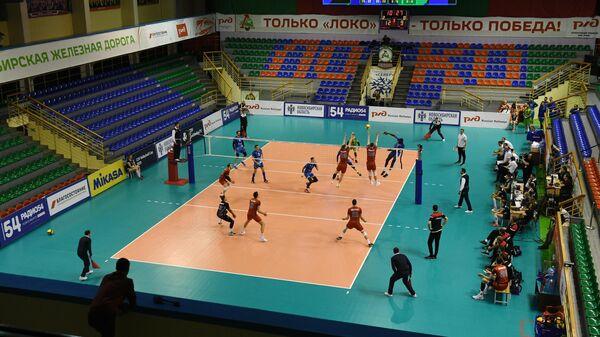 Призеров ЧР по волейболу наградят на турнирах в Казани и Калининграде