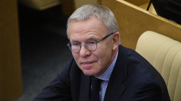 Пленарное заседание Госдумы РФ, завершающее осеннюю сессию