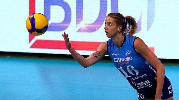 Волейболистка московского Динамо Хелена Хавелкова