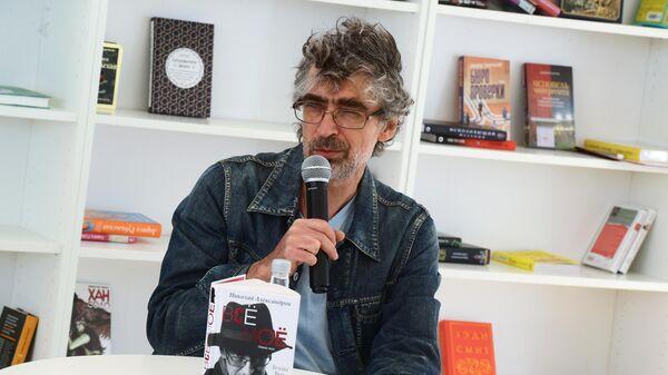 Николай Александров: для меня книги, как люди