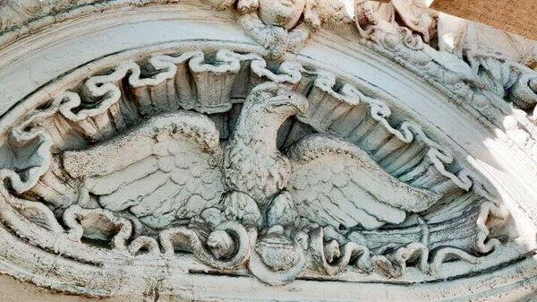 Во время реставрации городской усадьбы XIX века на Садовом кольце специалисты обнаружили элементы интерьера