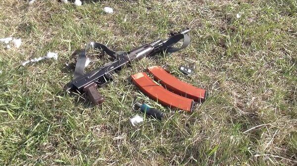 Операция по предотвращению теракта в Кабардино-Балкарии