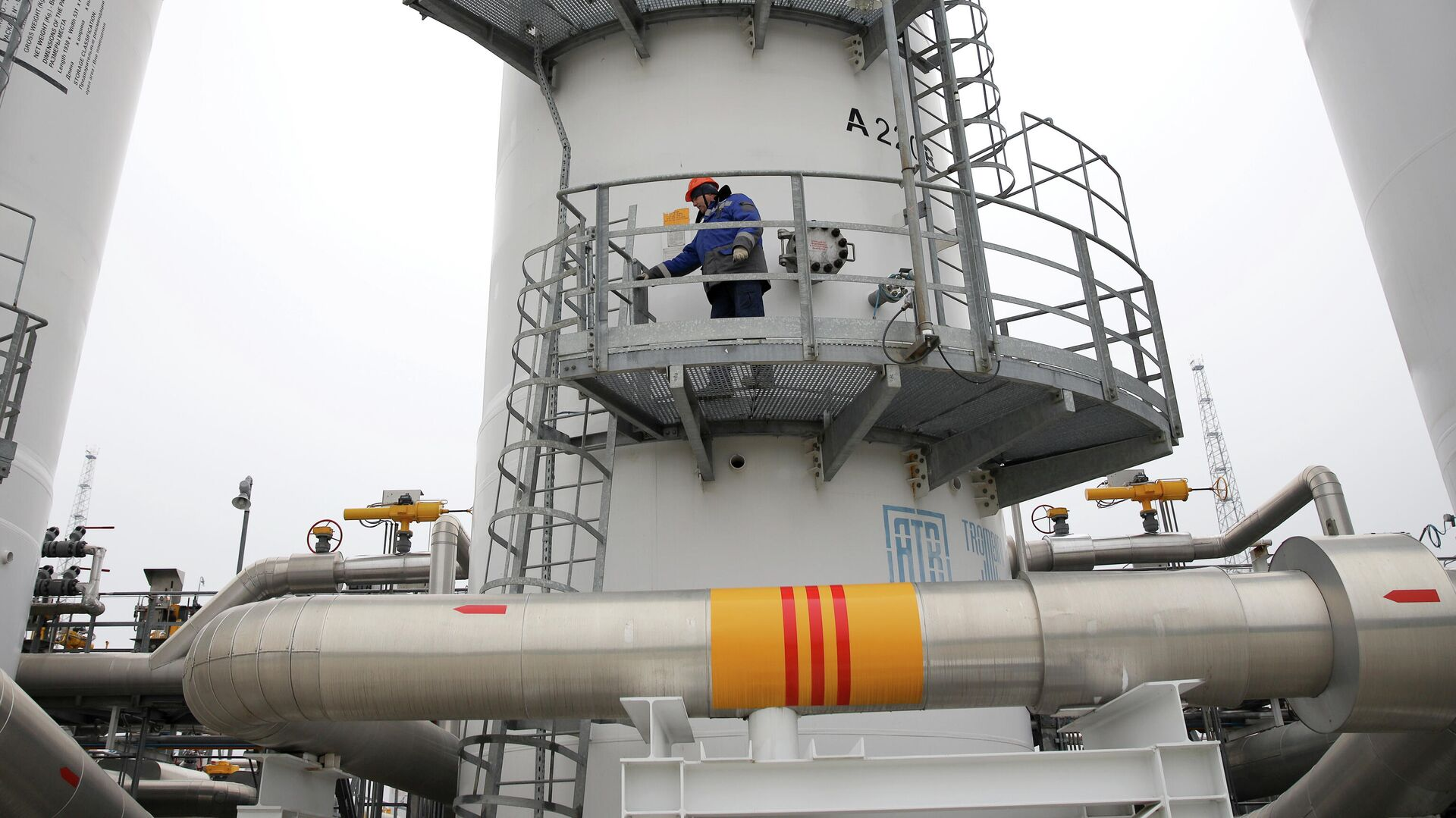 Газопровод через Сербию сможет пропускать 12,87 миллиарда кубометров газа