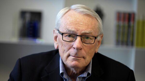 Член Международного олимпийского комитета (МОК) Ричард Паунд
