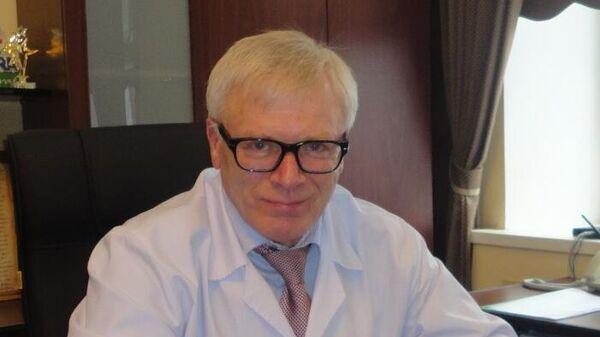 Бывший главный врач калужской областной клинической больницы Владимир Кондюков