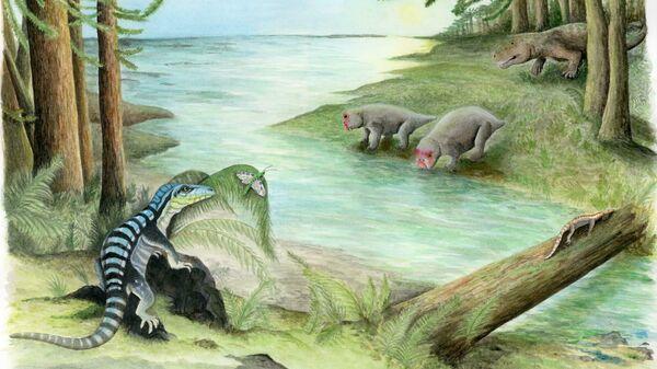 Динозавры точно вымерли, но как - мы не знаем