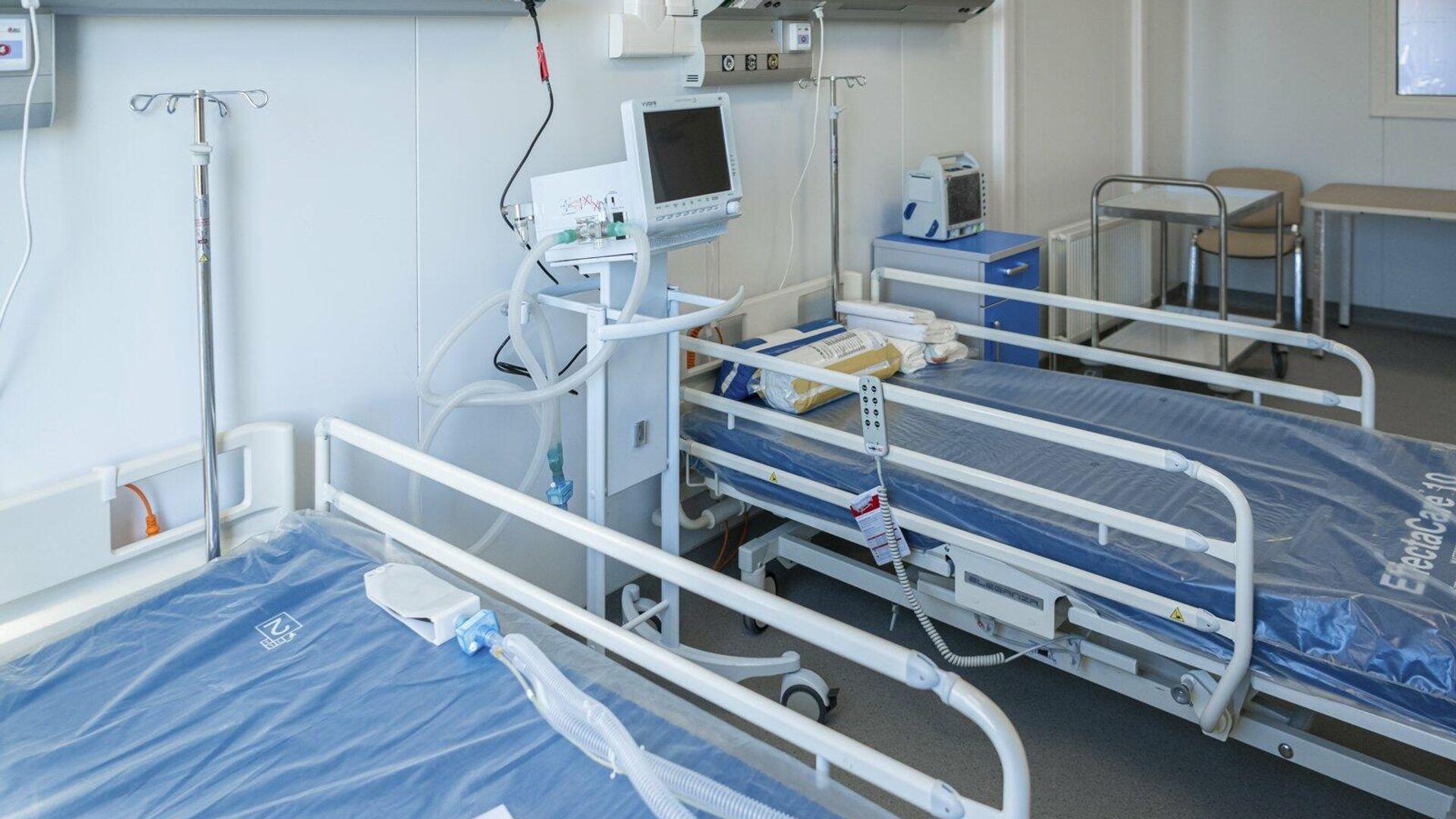 В России планируют построить 82 новые инфекционные больницы