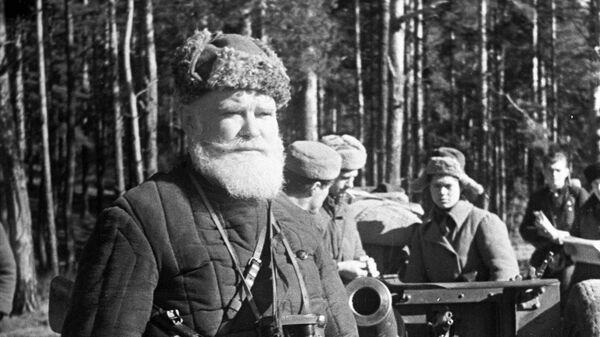 Белорусский партизан