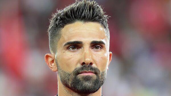 Защитник Фенербахче и сборной Турции по футболу Хасан Али Калдырым