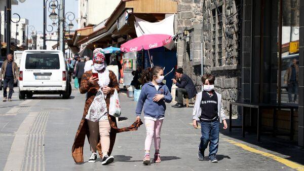 Ситуация в Турции в связи COVID-19