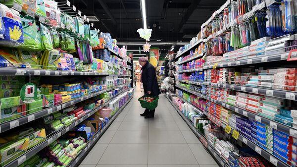 Минпромторг не исключает постепенного повышения цен на импортные продукты
