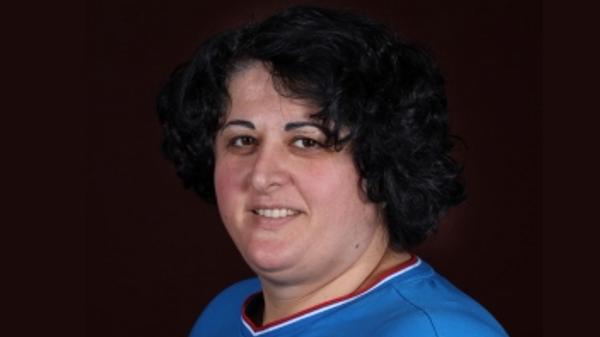 Старший тренер женской сборной России по дзюдо Теа Донгузашвили