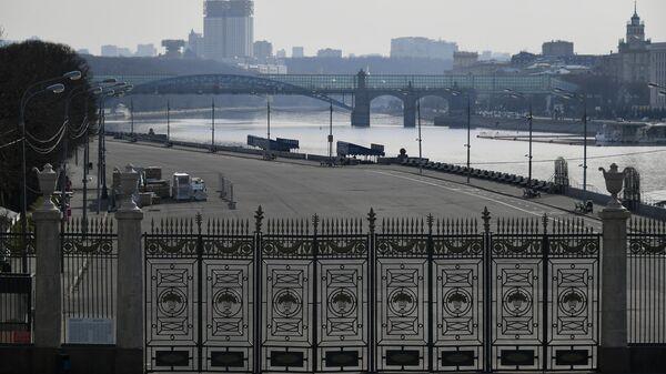 ЦПКиО имени М. Горького закрыт для посетителей