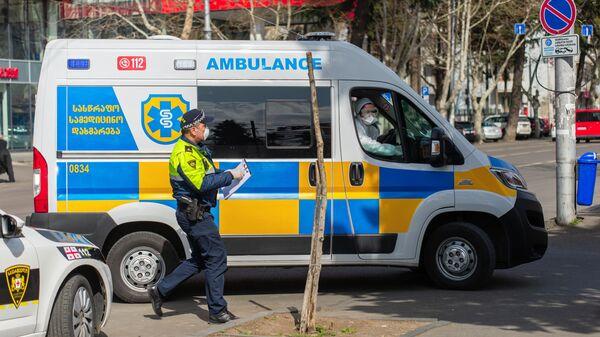 Число зараженных коронавирусом в Грузии возросло до 348 человек