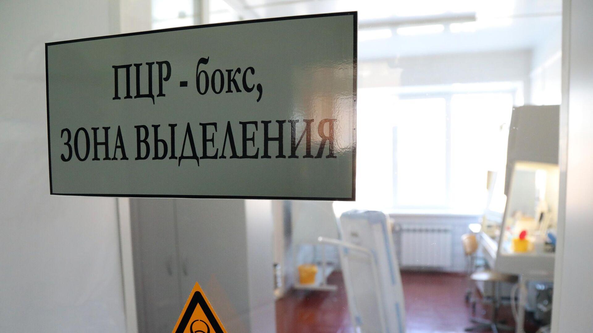 Лаборатория для тестирования на коронавирус в Архангельской области - РИА Новости, 1920, 23.04.2021