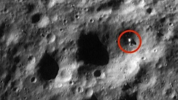 Предполпгаемая база инопланетян на астероиде Эрос