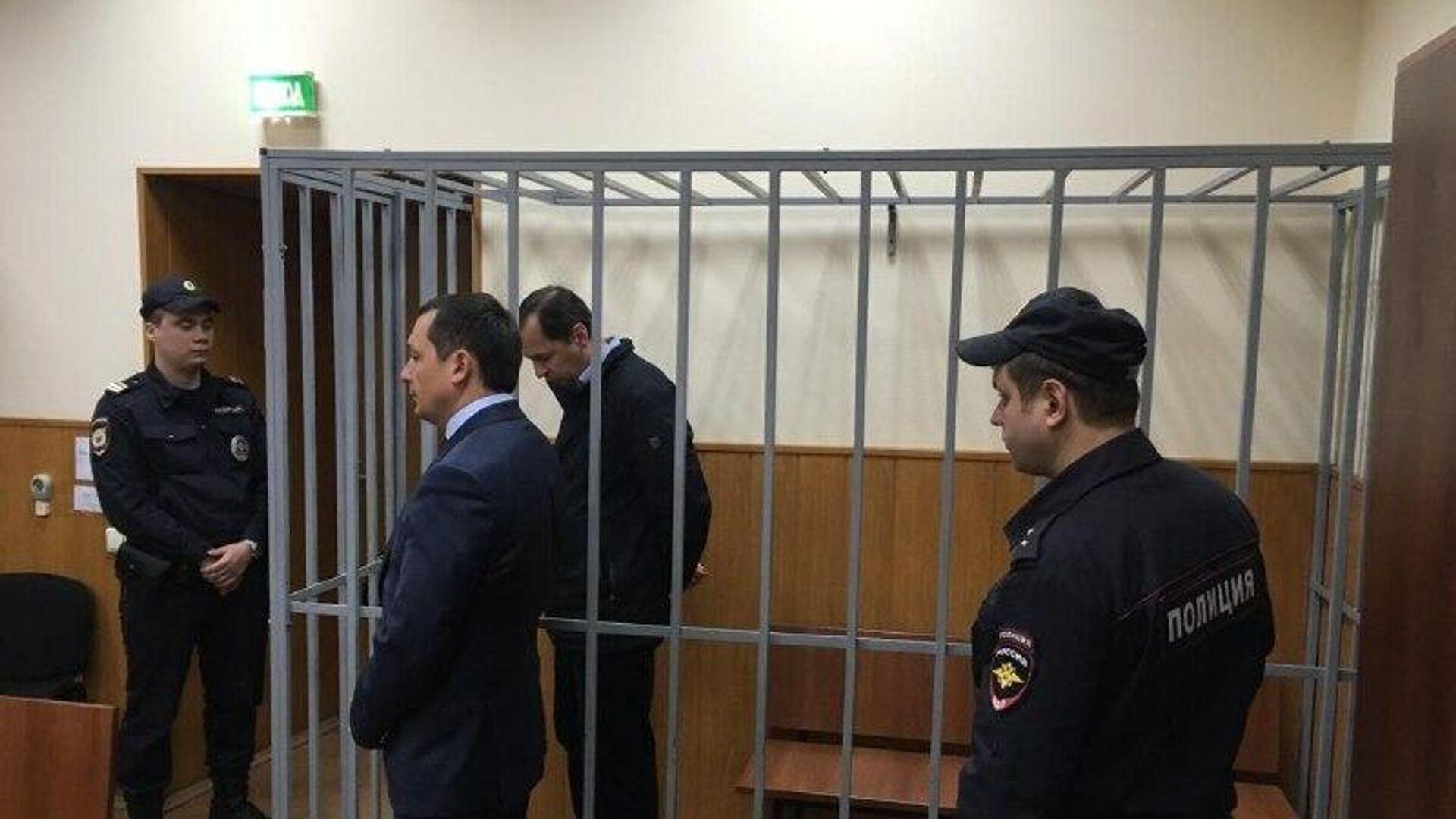 Александр Бирюков в суде - РИА Новости, 1920, 13.06.2021