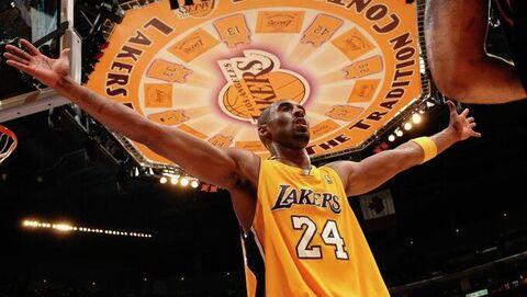 Баскетболист Лос-Анджелес Лейкерс Коби Брайант