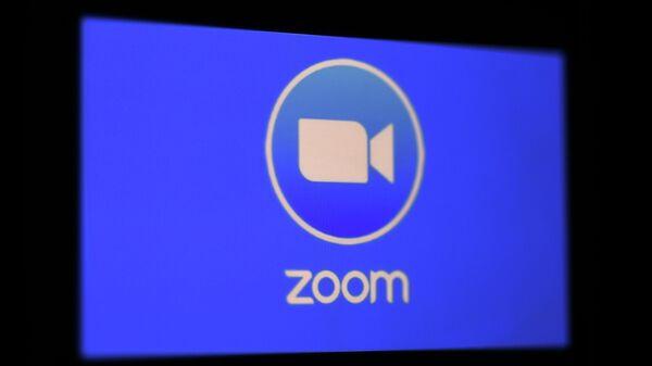 Логотип Zoom APP