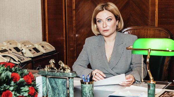 Любимова считает, что опыт работы онлайн надо развивать