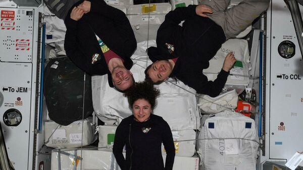Жесткая обсервация: экипаж МКС изменит традиции перед стартом