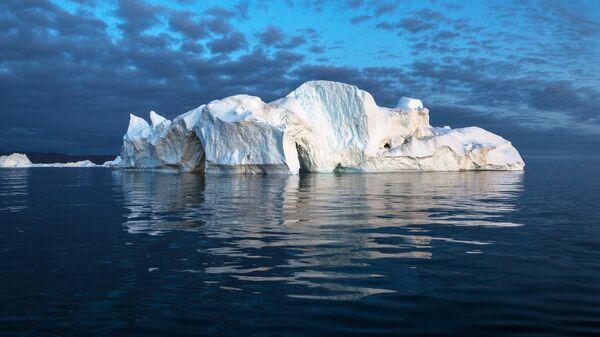 Горячо любимый лед