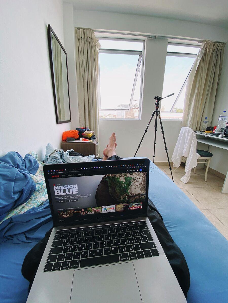 Комната в отеле в Перу
