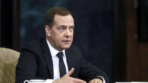 Медведев заявил об актуальности международного сотрудничества