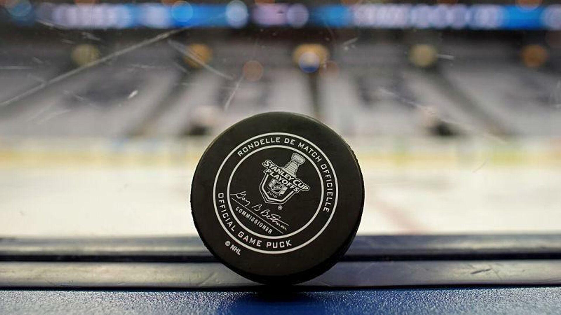 Шайба плей-офф НХЛ - РИА Новости, 1920, 24.02.2021