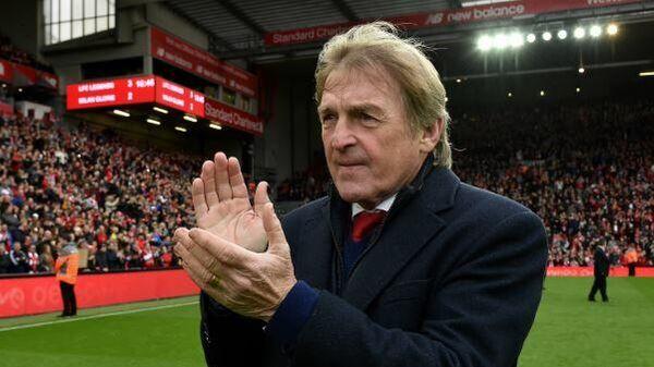 Бывший футболист и тренер Ливерпуля Кенни Далглиш