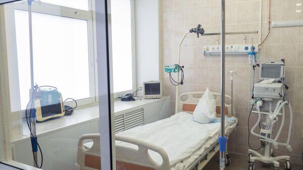 Палата для лечения больных с коронавирусной инфекцией