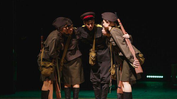 Студвесна ONLINE запустила новую конкурсную акцию театрального направления, посвящённую к 75-летию Победы в Великой Отечественной войне