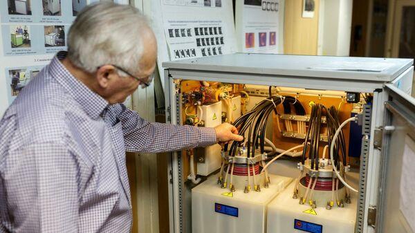 В Самаре создали самую мощную в России магнитно-импульсную установку
