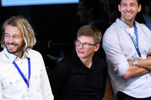 Аршавин: рад, что Петербург в 2021 году станет футбольной столицей Европы