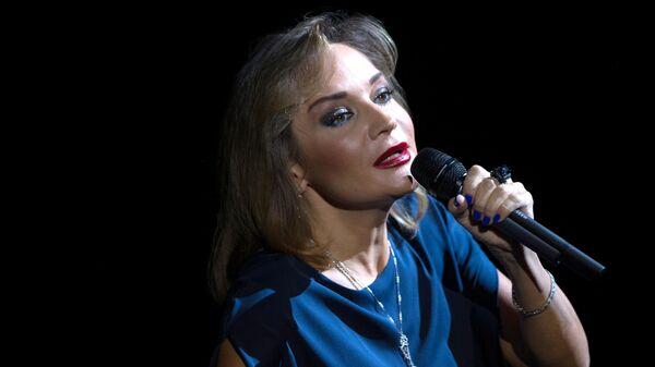 Певица Татьяна Буланова