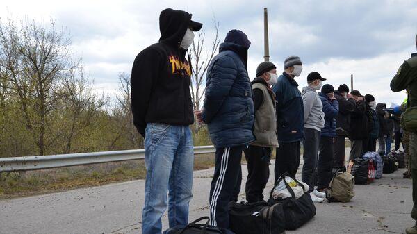 Обмен пленными между Киевом и ЛНР. 16 апреля 2020