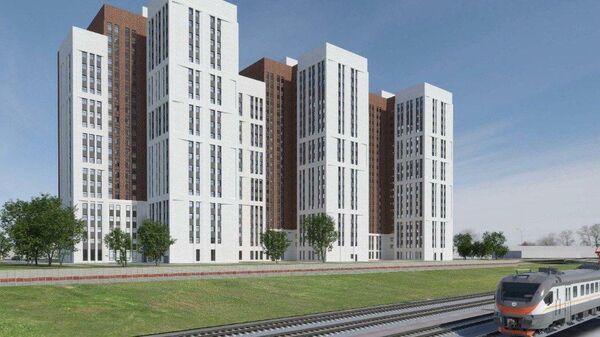 Проект строительства гостиницы на северо-востоке Москвы