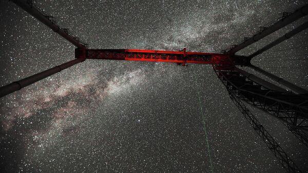 Большой телескоп азимутальный, автор Мария Плотникова