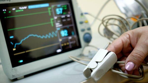 Аппаратура в медицинском кабинете