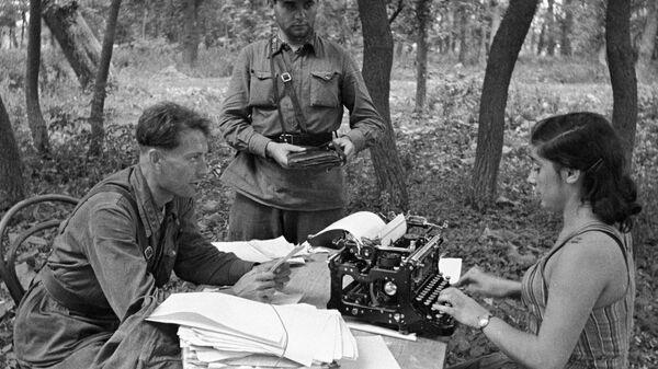 Пресса войны: как журналистика соединилась с литературой