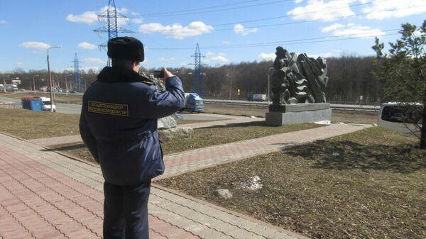 Госадмтехнадзор проверил все мемориалы Подмосковья