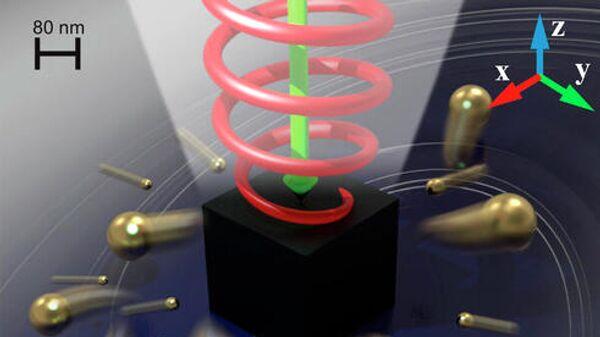 Оптический наномиксер