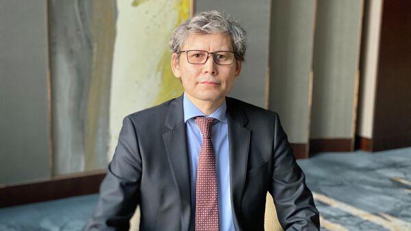Генеральный консул РФ в городе Харбин Владимир Ощепков