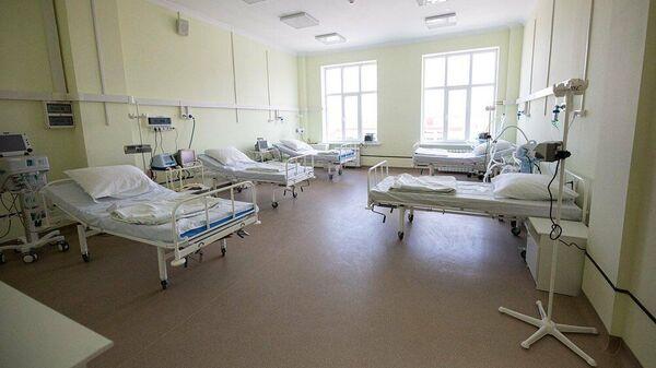 Временный госпиталь