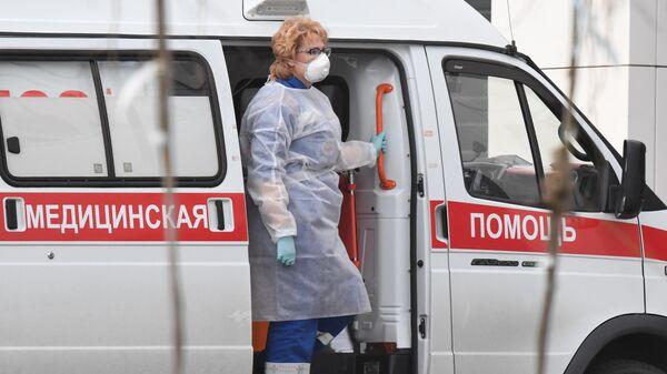 В России выявили 7099 новых случаев заражения коронавирусом