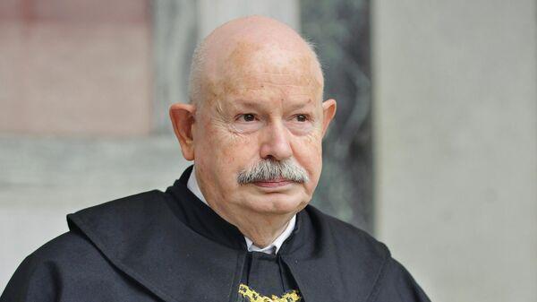 Восьмидесятый князь и Великий магистр Суверенного военного ордена Мальты Джакомо Далла Торре дель Темпио ди Сангинетто
