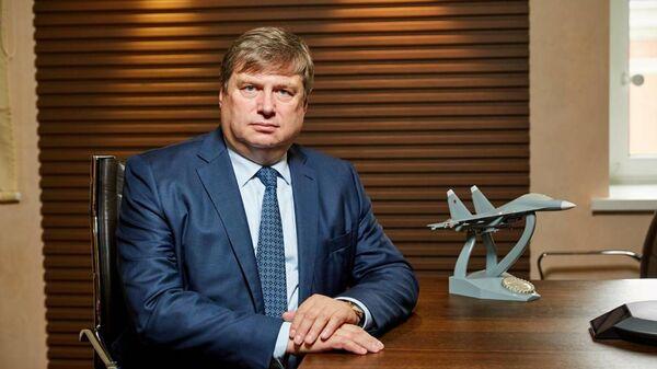 Генеральный директор Национального исследовательского центра Институт им. Н.Е. Жуковского Андрей Дутов
