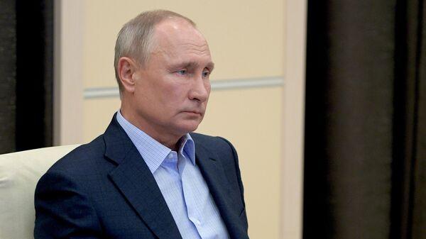 Путин оценил возможности для выпуска всей линейки самолетов