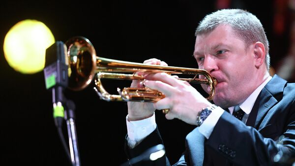 Музыкант Виталий Головнёв